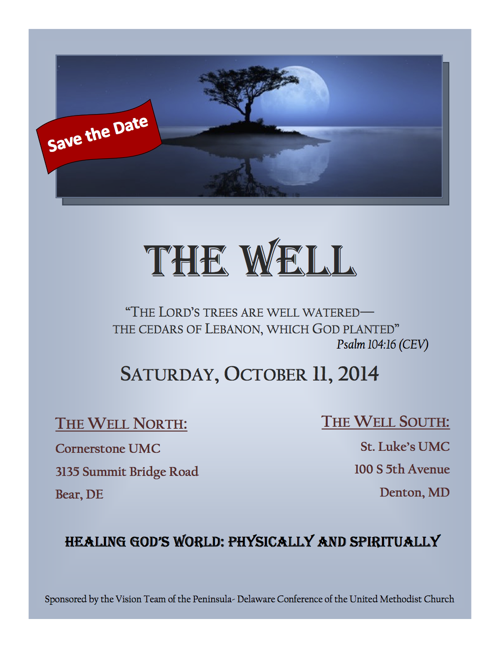 The Well 2014